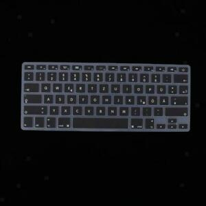 Keyboard German Language Anti Dust Skin Cover for 13/15inch US Macbook