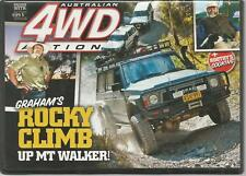 AUSTRALIAN 4WD ACTION - ISSUE 170 GRAHAM'S ROCKY CLIMB UP MT WALKER!
