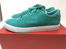 Nike NikeLab Match Classic Suede Mens Womens Trainers Clear Jade UK 4.5 BNIB