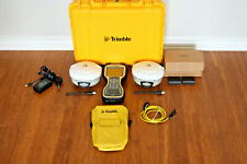 Trimble Dual R8 Model 4 GPS GNSS Base Rover RTK System TSC3 Galileo TDL-450H