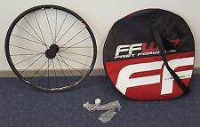 FFWD F2R FCC Vollcarbon Laufrad - Hinterrad Shimano DT240S RENNRAD - NEU