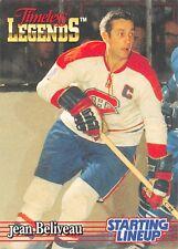 """1995 Jean Beliveau - Kenner Starting Lineup """"Timeless Legends"""" Montreal"""