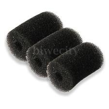 3Pcs Pre-Filter Sponge Foam For Edge Fish Pond Aquarium Single Port New