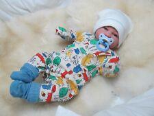 ninisingen Reborn Reallife Kjell Rebornbaby Puppe Babypuppe Baby Künstlerpuppe