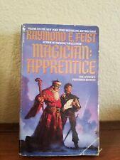 Riftwar Cycle the Riftwar Saga: Magician - Apprentice 1 by Raymond E. Feist...