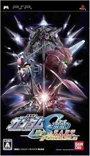 Used PSP Mobile Suit Gundam Seed Rengou vs Z.A.F.T SONY PLAYSTATION JAPAN IMPORT