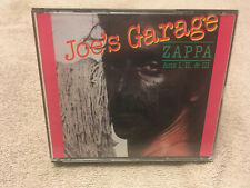 Frank Zappa Joe's Garage Acts 1-3 *1st RYKO PRESS 2 CDs 85 RYKODISC playgraded
