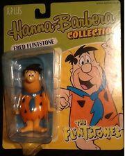 Hanna Barbera Fred Flintstone 3 3/4 Inch Action Figure MINT X-Plus