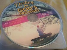 RESTING IN GOD'S PROMISES - THE PRACTICAL SIDE OF REST BY CREFLO DOLLAR CD NEW
