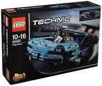 LEGO Technic 42050 Drag Racer Auto Car Rennauto