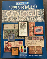 1999 Scott Specialized Catalogue US Stamps - VF Used Condition