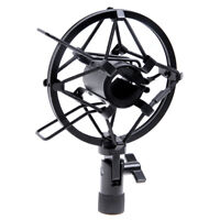 Handheld Condenser Microphone Shock Mount Clip mic SHOCKMOUNT Studio Holder