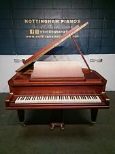 More details for immaculate french polished rosewood 'ed seiler' 6ft grand piano - can deliver