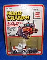 Road Champs Kenworth Die Cast Metal Truck Cab MOC