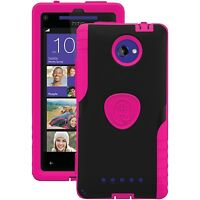 Trident Case AG-HTC-8X-PNK Aegis Series for HTC 8XT - Retail Packaging - Pink