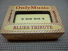 "Compatible with SOAP BAR P90 OnlyMusic BLUES TRIBUTE ""VINTAGE REPRO"" NECK PICKUP"