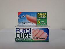 Fungicure Anti-Fungal Liquid, Maximum Strength - 1 oz