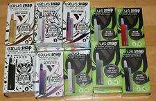 exxus snap cartridge vaporizer 4 temp settings Kräuterverdampfer diverse Farben