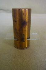 altes Taschenmikroskop mit Objektträger
