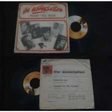 THE ASSOCIATION - Never My Love French PS Garage Pop US 1967