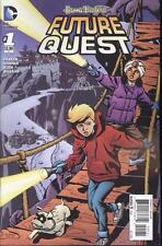Future Quest #1! Johnny Quest Variant Cover! DC Comics!