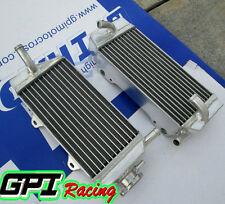GPI Honda CRF450 CRF450R CRF 450 R 2005 2006 2007 2008 Aluminum radiator