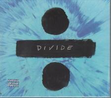 NEW - DIVIDE [Deluxe] [Slipcase] CD Ed Sheeran SHIPS NOW !