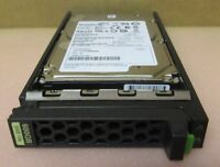 "Fujitsu 600GB 2.5"" SAS 6GB/s 10K 64MB HDD Server Hard Drive S26361-F3818-L160"
