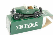 ERTL 1/43 FORD ROADSTER DE LUXE 1932 EDITION PARIS TOY FAIR EN BOITE