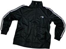 NBA Orlando Magic Adidas Track Jacket | 3-Stripes Full Zip | Black