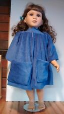 velour robe will fit the 23 inch My Twinn doll handmade and new