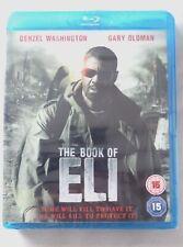 71568 Blu-ray - The Book Of Eli [NEW / SEALED]  2009  EBR 5152