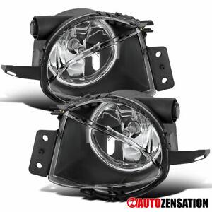 For 2006-2008 BMW E90 3-series 328i 335i Driving Fog Lights Lamps+Bulbs 05-08