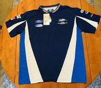 Ford Performance Racing Official Team Merchandise Mens Shirt Size Large