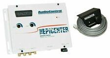 AudioControl Epicenter Digital Bass Restoration Processor -WHITE +  Knob NEW