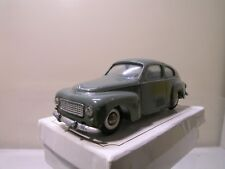 TEKNO DENMARK No. 822/151 VOLVO PV544 1959 GREY COLOUR SCALE 1:43