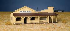 Bachmann Trains H O Plasticville Marshal's Office And Restaurant - 45161 NIB NEW