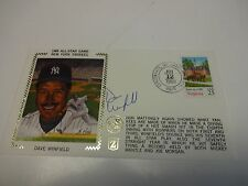 Dave Winfield Autographed Cache New York Yankees JSA M92203 1988 All Star Game