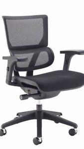 Brand New Dynamo Ergonomic Posture Mesh Office Chair Adjustable Arms Lumbar Supp