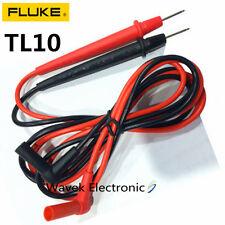 New For 15B/17B/312/316/318 Fluke TL10 Test Lead Probes Multimeter Leads OEM