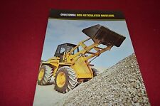 Owatonna 880 Articulated Mustag Loader Dealers Brochure DCPA4