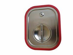 GN Behälter Gastronorm 1/6 - 1/1 Edelstahl Silikon Deckel
