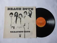 THE BEACH BOYS ~ GREATEST HITS ~ 1970 UK 'BEST OF' SURF VINYL LP ~ PLAYS WELL