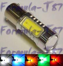 CREE LED MINIATURE 11W 1157 P21/4W ORANGE AMBER ONE BULB BACK UP REVERSE LIGHT