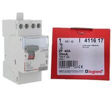 Legrand Dx3 Interrupteur Différentiel 40a 30ma