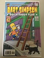 Bart Simpson Comics (2000) #13 Signed and sketch by Chris Yambar NM Near Mint