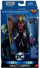 Multiverse Clayface Series Martian Manhunter Action Figure [Supergirl TV Show]