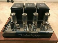 Rare Early Vintage Mcintosh MC 275 Stereo Tube Amplifier # 178E1 (325th made!!!)