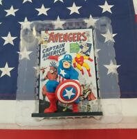 The Avengers 3D Comic Standee Loot Crate Exclusive Statue Captain America