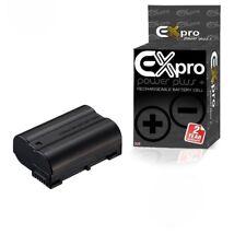 Ex-Pro Digital Cámara Batería EN-EL15 Enel 15 Para Nikon D7000 D7100 1 V1